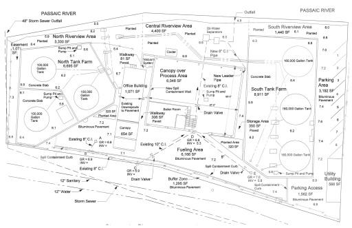 101 Riverside Stormwater Prelim Plan