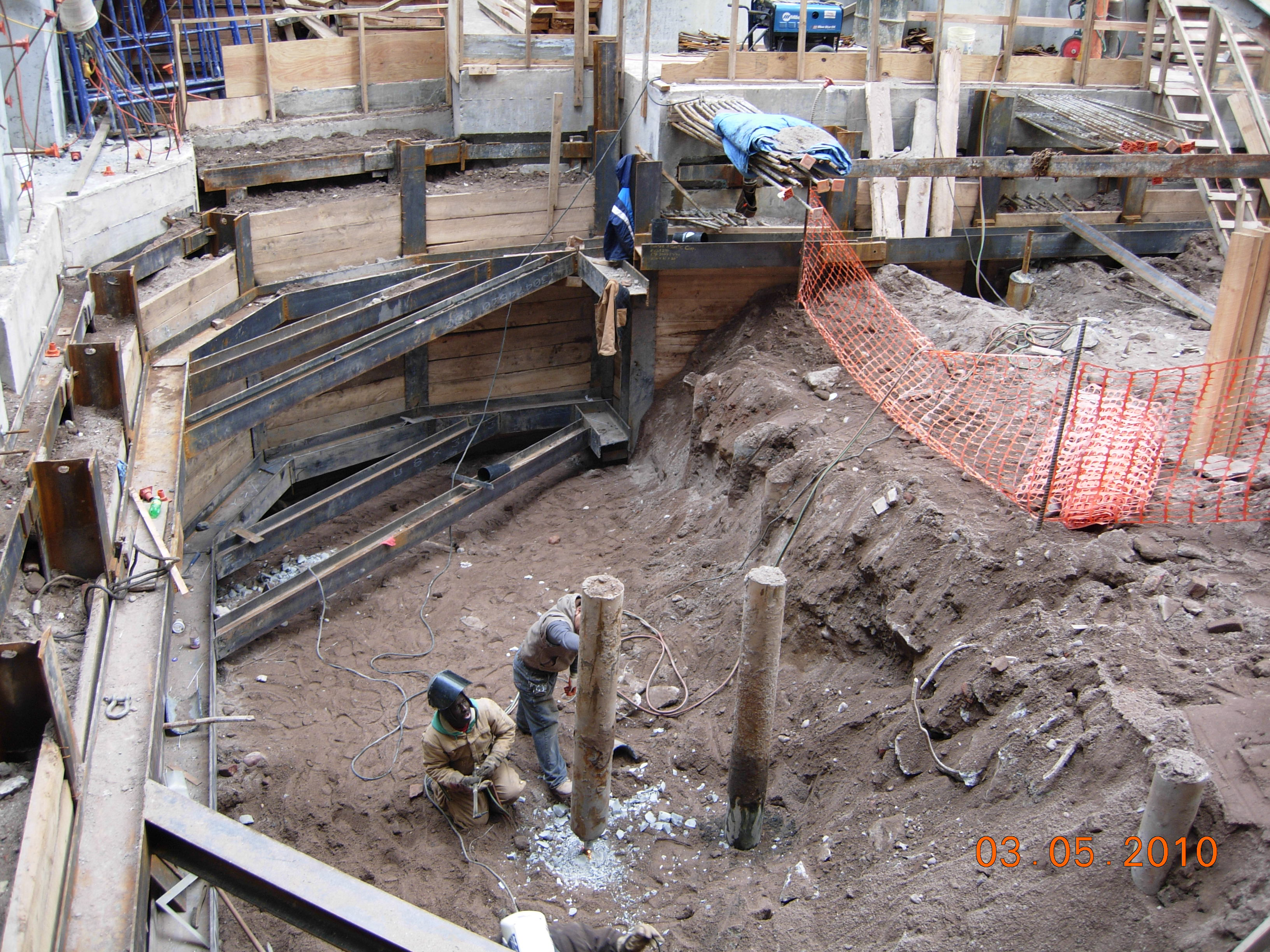 Sheeting And Shoring Turn Key Structural