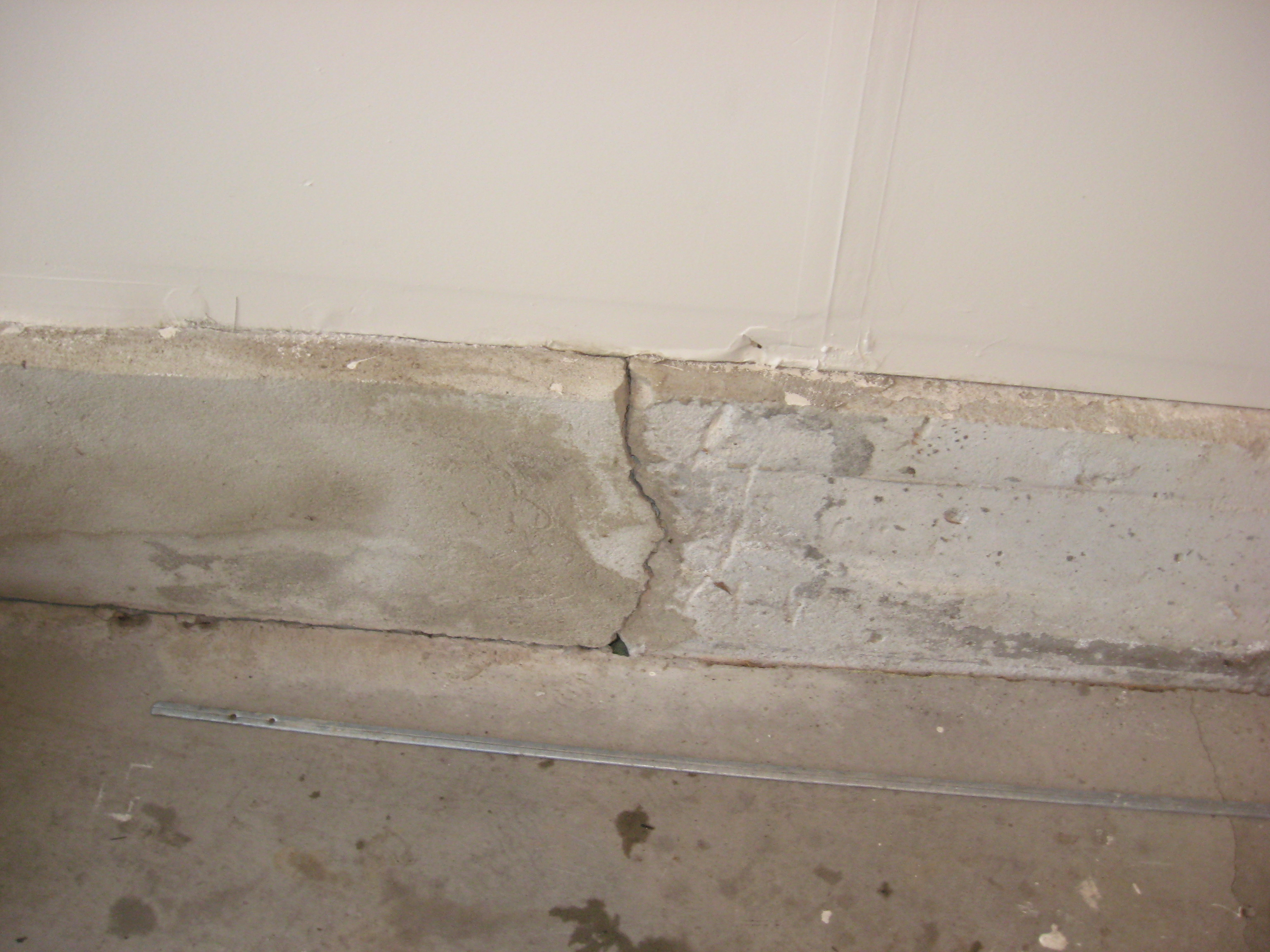 Foundation Wall Cracking Turn Key Structural