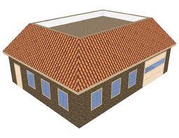 Mansard Roof   Turn-key Structural