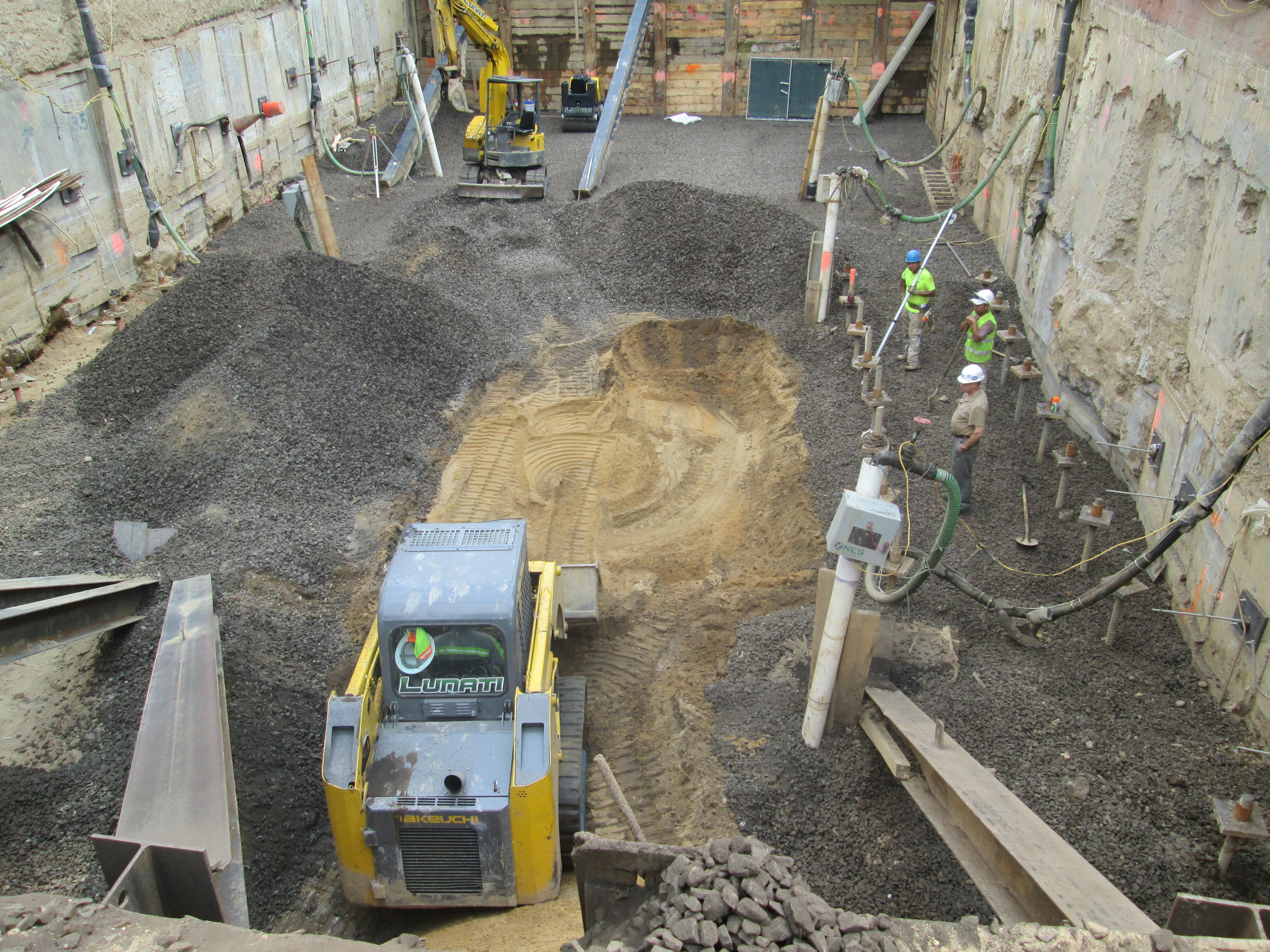 Underpinning Of Foundations Turn Key Structural